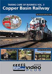 Taking Care of Business Vol 3 Copper Basin Railway DVD