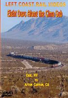 Eight Days Along the Cima Sub Erie NV to Afton Canyon CA DVD