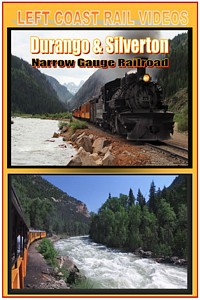Durango & Silverton Narrow Gauge Railroad DVD