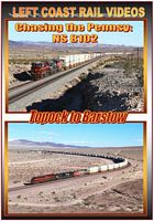 Chasing the Pennsy NS 8102 Topock to Barstow DVD
