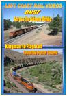 BNSF Across the Arizona Divide Kingman to Flagstaff DVD