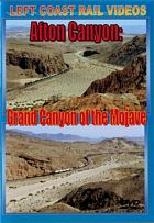 Afton Canyon - Grand Canyon of the Mojave DVD