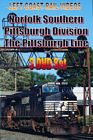 Norfolk Southern Pittsburgh Division 3 DVD Set