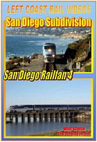 San Diego Railfan Subdivision Part 4 DVD