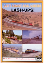 Lash-Ups! 2-disc DVD