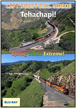 Tehachapi! Spring Colors Extreme! BLU-RAY