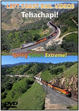 Tehachapi! Spring Colors Extreme! DVD