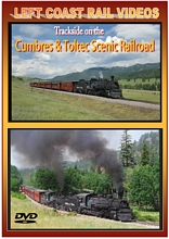 Trackside on the Cumbres & Toltec Scenic Railroad DVD