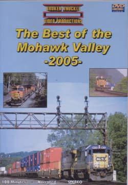 The Best of the Mohawk Valley 2005 DVD Broken Knuckle Video Productions BKBOMV5-DVD