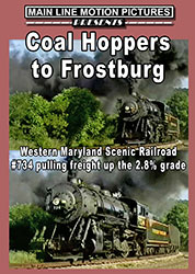 Coal Hoppers to Frostburg DVD