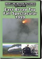 East Broad Top Fall Spectacular 1999 DVD