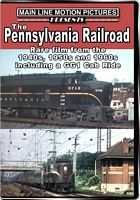 Pennsylvania Railroad Combo 1940-1960s