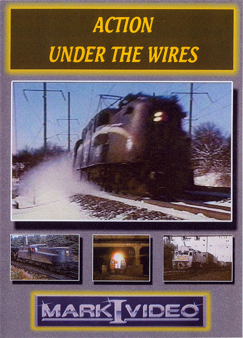 Action Under the Wires DVD Mark I Video M1AUTW
