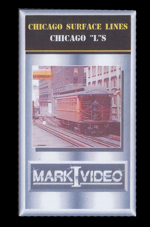 Chicago Surface Lines Chicago Ls DVD Mark I Video M1CSLL