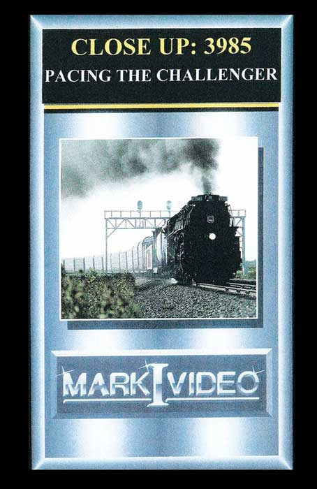 Close Up 3985 Pacing the Challenger DVD Mark I Video MICU3985