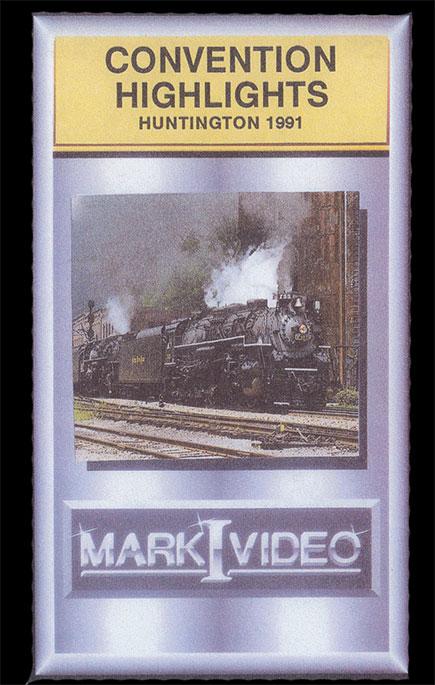 Convention Highlights Huntington 1991 DVD Mark I Video M1CHH1