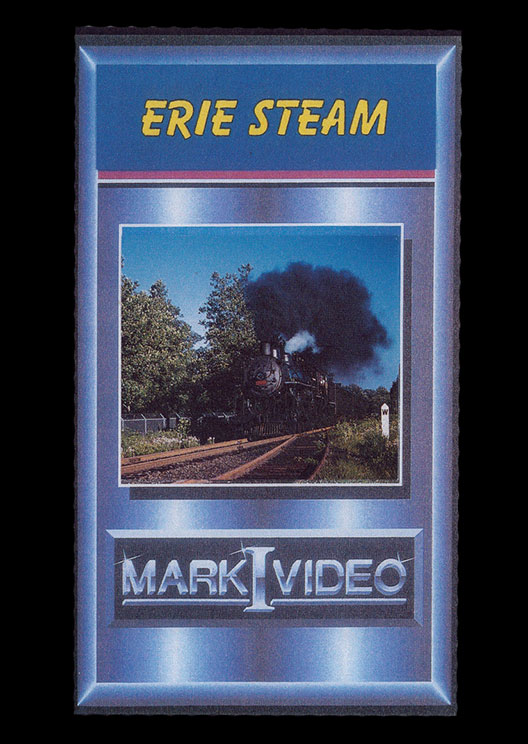 Erie Steam DVD Mark I Video M1ERST