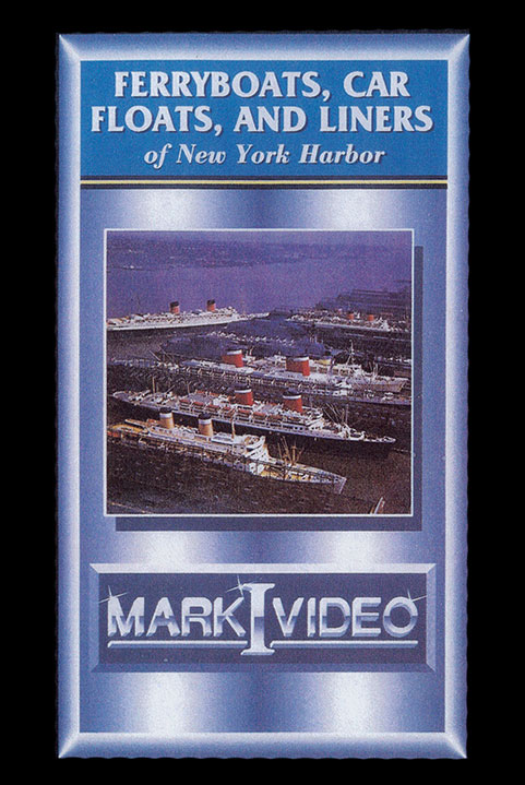 Ferryboats Car Floats and Liners DVD Mark I Video M1FCFL