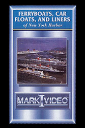 Ferryboats Car Floats and Liners DVD