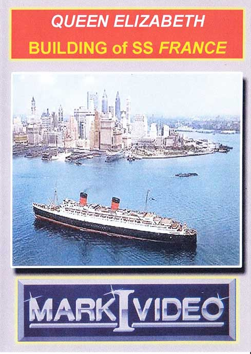 Queen Elizabeth Building of SS France DVD Mark I Video MIQESS