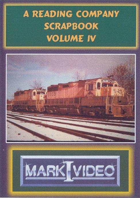 Reading Scrapbook Volume 4 DVD Mark I Video M1RDS4