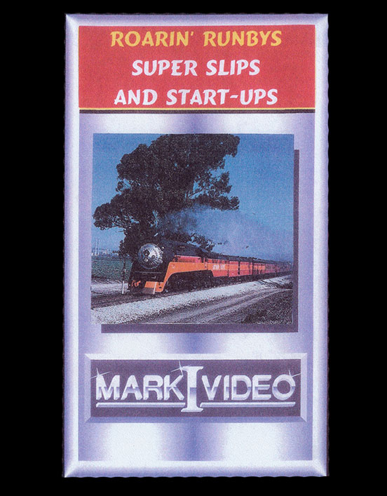 Roaring Runbys Super Slips and Start-Ups DVD Mark I Video M1RRSS