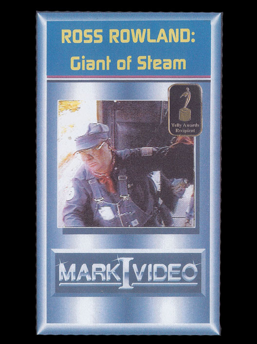 Ross Rowland Giant of Steam DVD Mark I Video M1RRGS