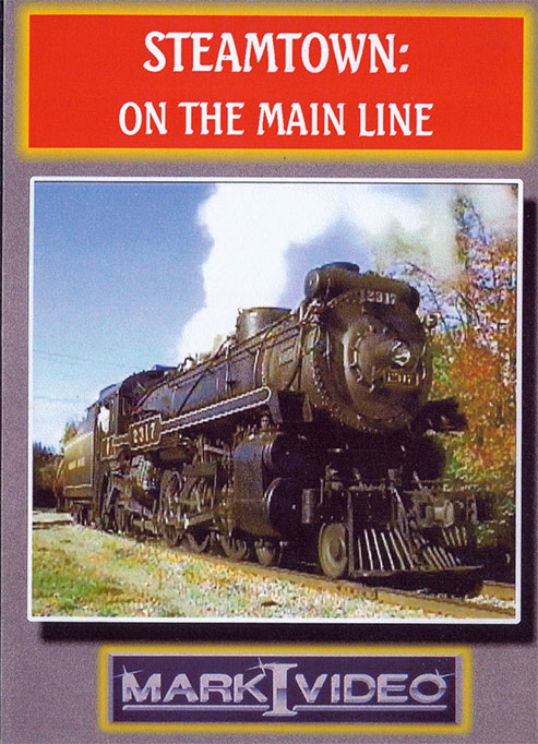 Steamtown On the Main Line DVD Mark I Video M1SOTM