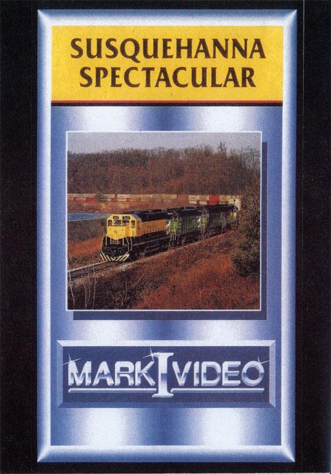 Susquehanna Spectacular DVD Mark I Video M1SUSS