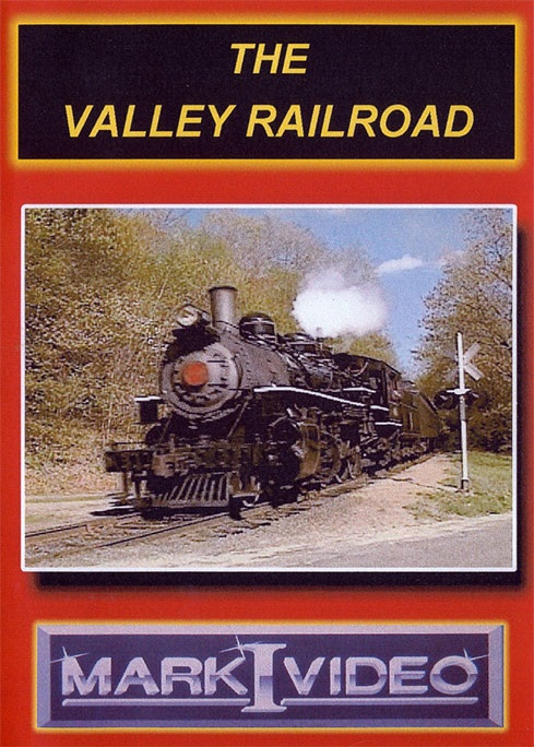 The Valley Railroad Mark I Video M1TVRR