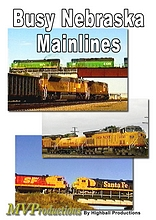 Busy Nebraska Mainlines