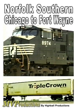 Norfolk Southern Chicago to Fort Wayne