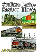 Southern Pacific Eastearn Illinois DVD
