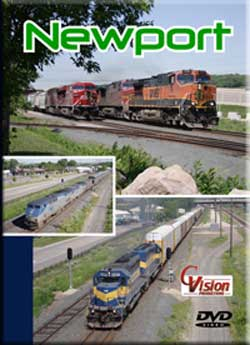 Newport DVD C Vision Productions NWPDVD