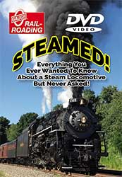 Steamed! Everything About A Steam Locomotive DVD