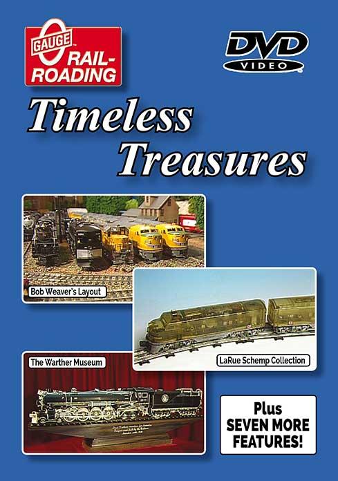 Timeless Treasures DVD OGR Publishing TIMELESSD 850541006463