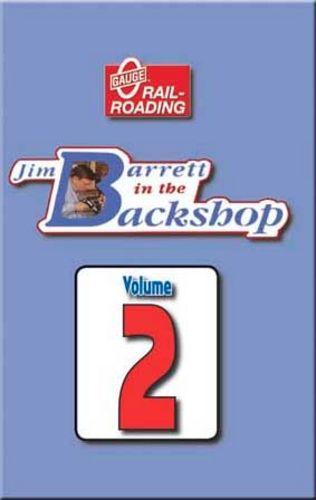 Jim Barrett in the Backshop Volume 2 DVD OGR Publishing V-BS-02