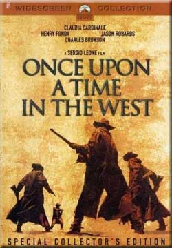 Movie: Once Upon a Time in the West  1968 DVD Misc Producers 068307 097360774245