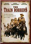 Movie: The Train Robbers (1973) John Wayne Ann-Margaret