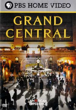 Grand Central - American Experience DVD Train Video Misc Producers AMX62004 841887009225