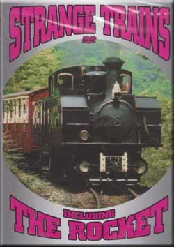 Strange Trains Including The Rocket Misc Producers AWA051 011301648648