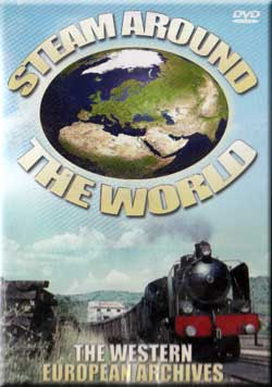Steam Around the World The Western European Archives Misc Producers AWA099 881482309993