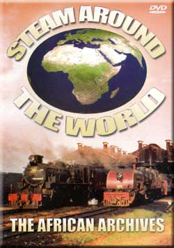 Steam Around the World The African Archives Misc Producers AWA100 881482310098