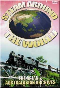 Steam Around the World The Asian and Australasian Archives Misc Producers AWA105 881482310593