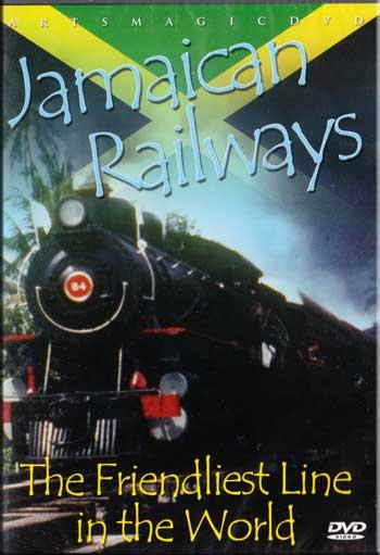 Jamaican Railways The Friendliest Line in the World DVD Misc Producers AWA247 881482324798