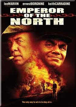 Movie: Emperor of the North 1973 Train Video Misc Producers D2234216 024543242147
