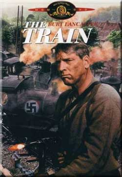 Movie: The Train Burt Lancaster MGM Widescreen Train Video Misc Producers DM110330D 027616753922