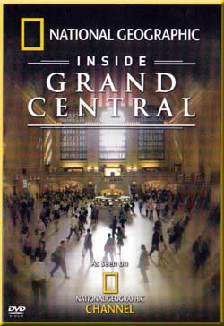 Inside Grand Central - National Geographic Channel Train Video Misc Producers G75139 727994751397