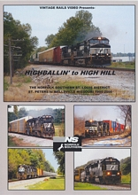 Highballin to High Hill NS St Louis District 1995-2000 DVD
