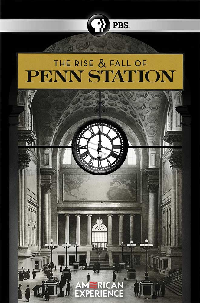 The Rise & Fall of Penn Station DVD (2014) Misc Producers RIPS601 841887020527